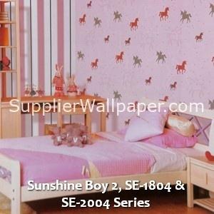Sunshine Boy 2, SE-1804 & SE-2004 Series
