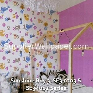Sunshine Boy 3, SE3-0203 & SE3-1002 Series