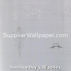 Sunshine Boy 3, SE3-0803