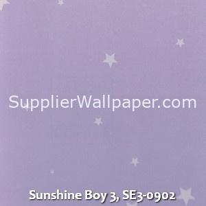 Sunshine Boy 3, SE3-0902