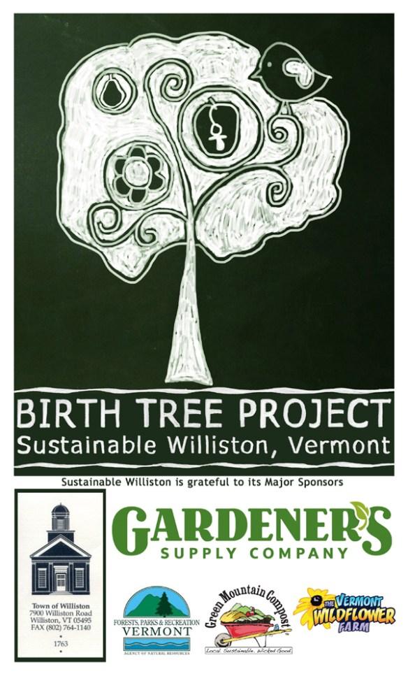 Birth Tree Project sponsors