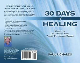 30 Days of Healing - Connect to God's Healing Power by Raul Richards