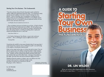 Starting Your Own Business by Lin Wilder