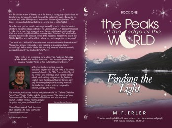 Peaks at the Edge of the World, Book 1, by M.F. Erler