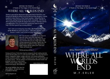 Peaks at the Edge of the World Saga, Beyond the Peaks, Book III, by M.F. Erler
