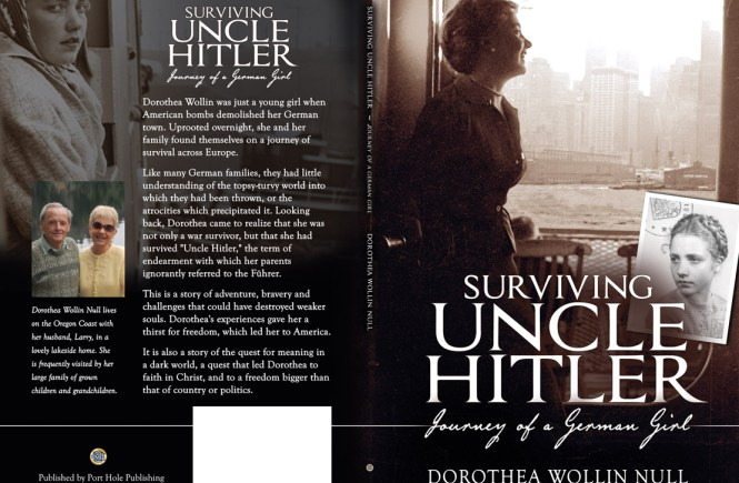 Surviving Uncle Hitler by Dorothea Wollin Noll