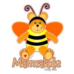Marmalade, Teddy Bee