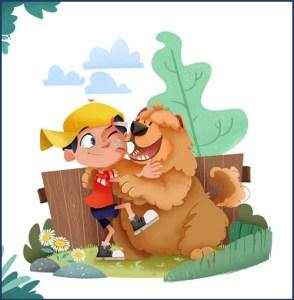 Adam: Hunting for Bear by Sumi Fyhrie