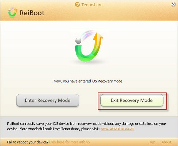 Fix iPhone Stuck in Recovery Mode While iOS Update & Can't Be Restored