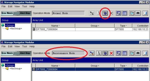 button-print-blu20 Hitachi AMS 200 - Set Maintenance Mode  Hitachi-maintenance-mode Hitachi AMS 200 - Set Maintenance Mode