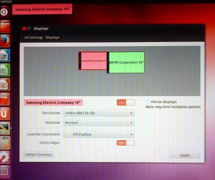 Ubuntu-Dual-Displays Installing Steam Client on a HP Proliant - Part 1