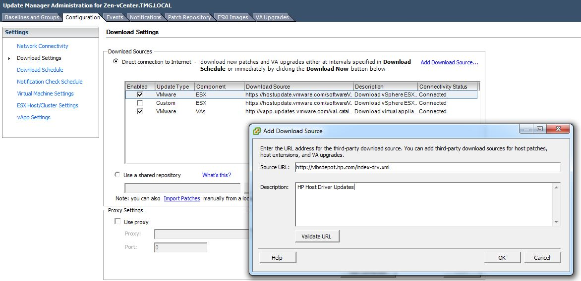 Update Manager Disabled in vSphere after 5 5 Update - Talking IT