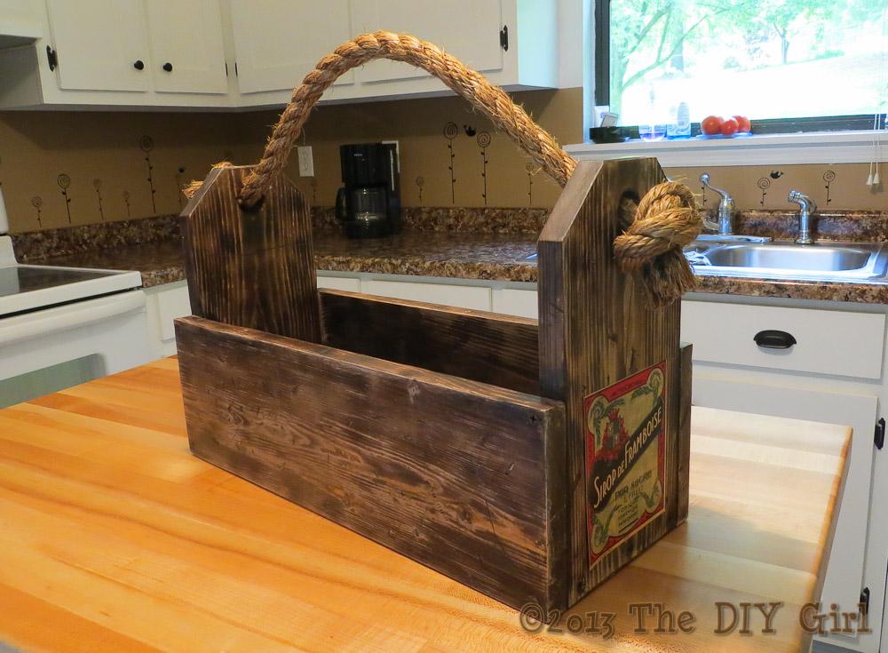 Building a toolbox - The DIY Girl