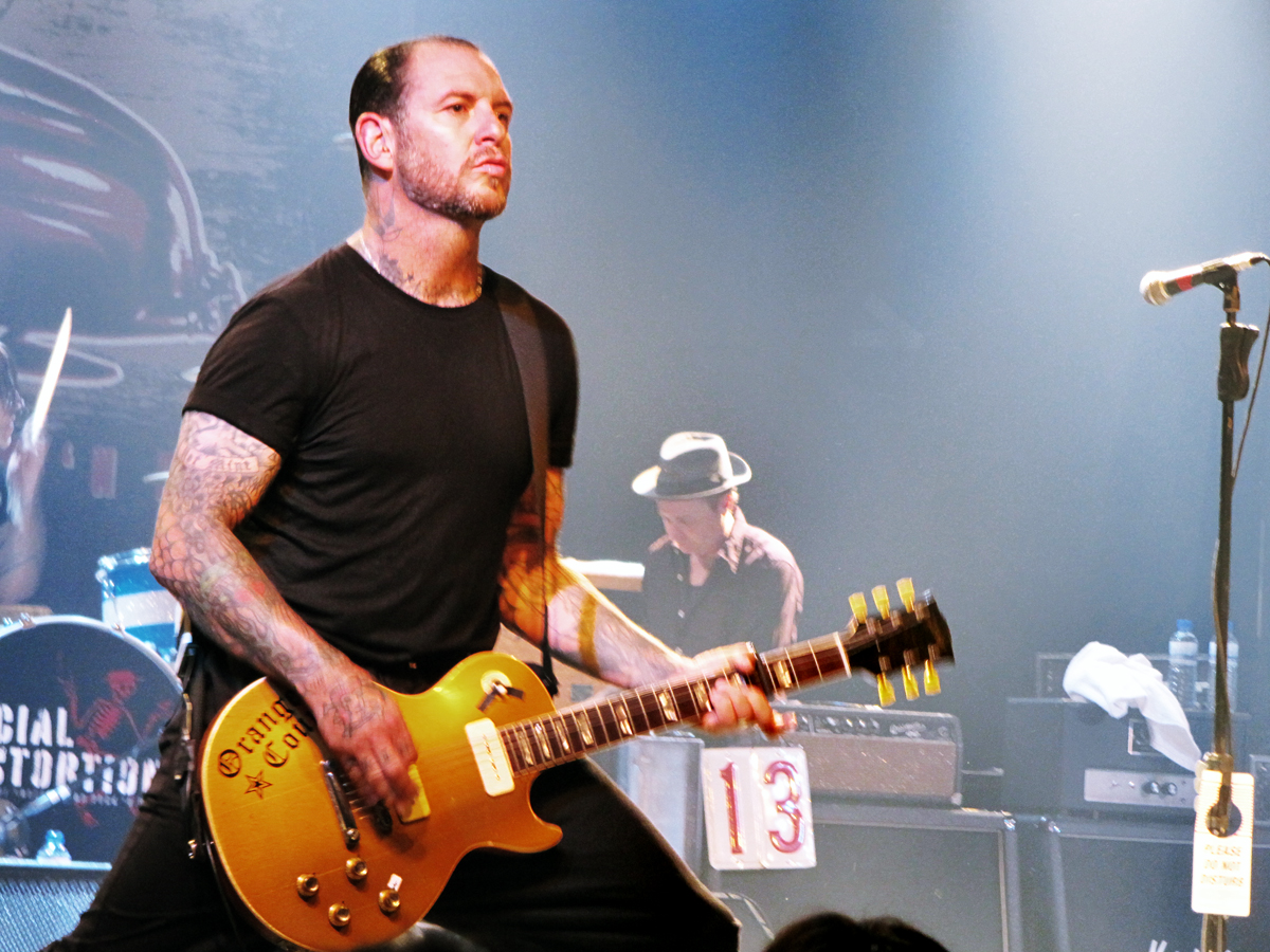 Mike Ness Signs On For Bandfuse Rock Legends The Riff Repeater