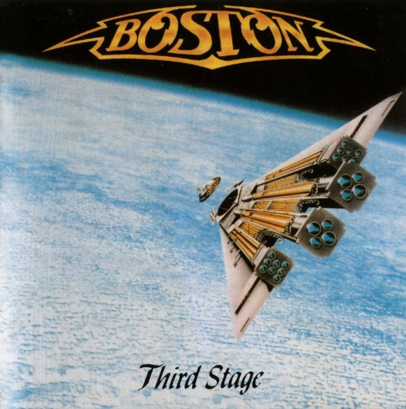 Boston - Third Stage - Front