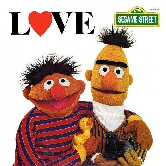 Sesame Street Love