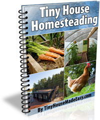 Shipping Container Homesteading