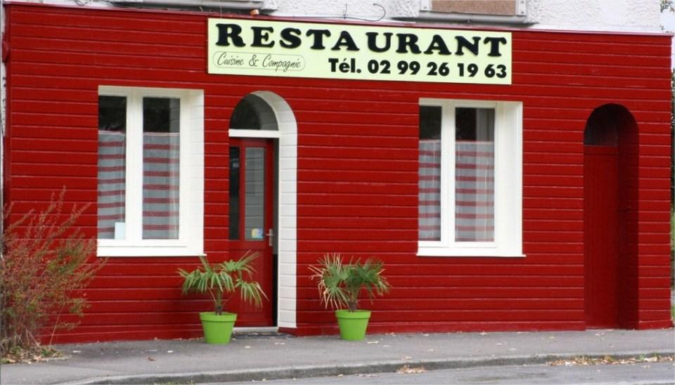 Restaurant Cuisine et Compagnie à Rennes
