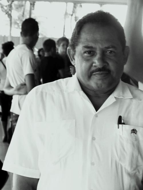 Hector Julio Cedeío Negrín Foto: Luis Felipe Rojas