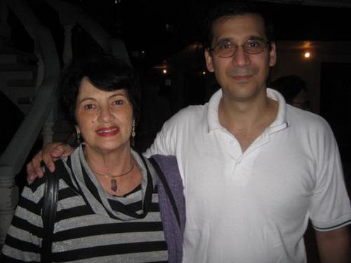 Con Antonio Rodiles