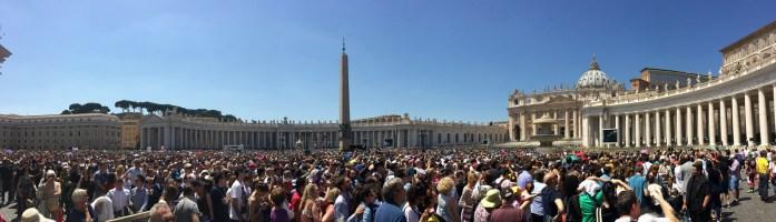 Petersplatz, Vatikan