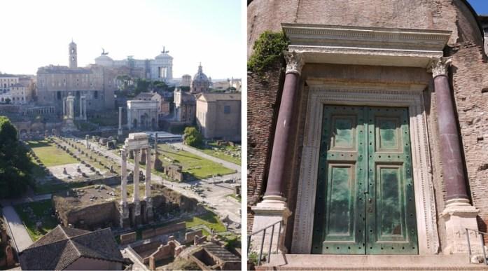 Forum Romanum, Rome 2