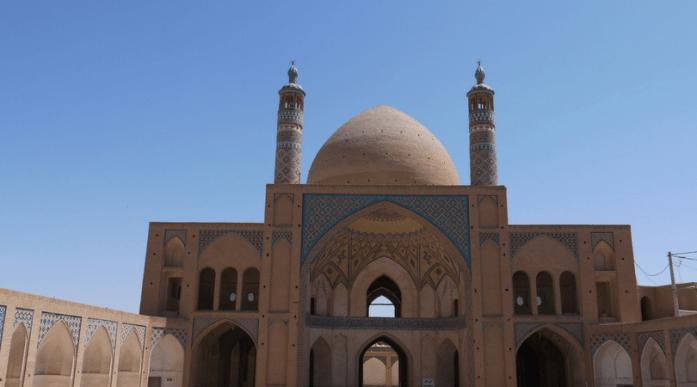 Moschee in Kashan