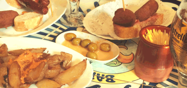 Best Tapas Restaurants in Barcelona