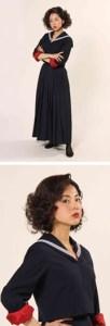Sukeban style