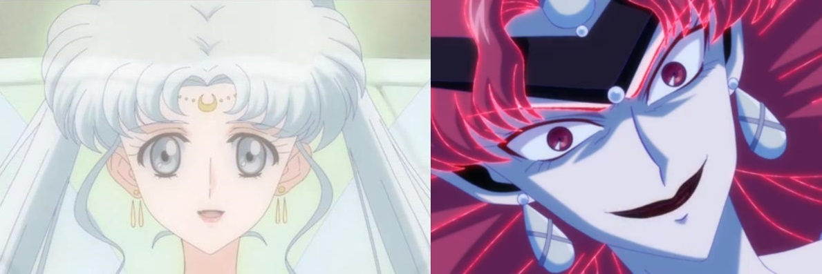 What Do Queen Serenity and Queen Metalia Have in Common?