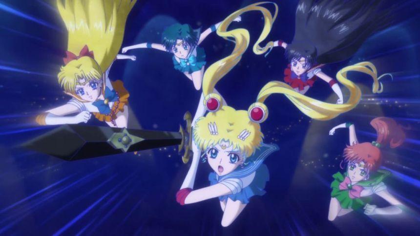 The Sailor Team Attacks