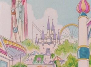 Not very Disney-ish