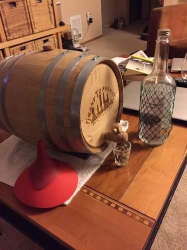 Halfway to Anniversary Bourbon