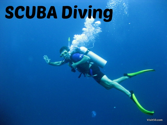 SCUBA Diving in SE Asia