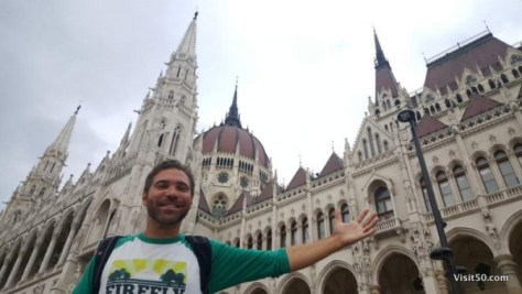 Budapest is underrated - loved it there!