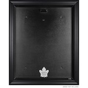 Toronto Maple Leafs Fanatics Authentic (2016-Present) Black Framed Logo Jersey Display Case