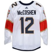 huge selection of 51748 bd8e5 Ian McCoshen Florida Panthers Fanatics Authentic Game-Used #12 White Jersey  from February 9th Through March 7th of the 2018-19 NHL Season - Size 58