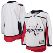 Washington Capitals adidas Youth Stadium Series Premier Jersey - White