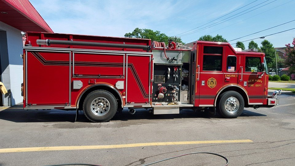 64ce13cfab9 Engine 1 » Wake New Hope Fire Department