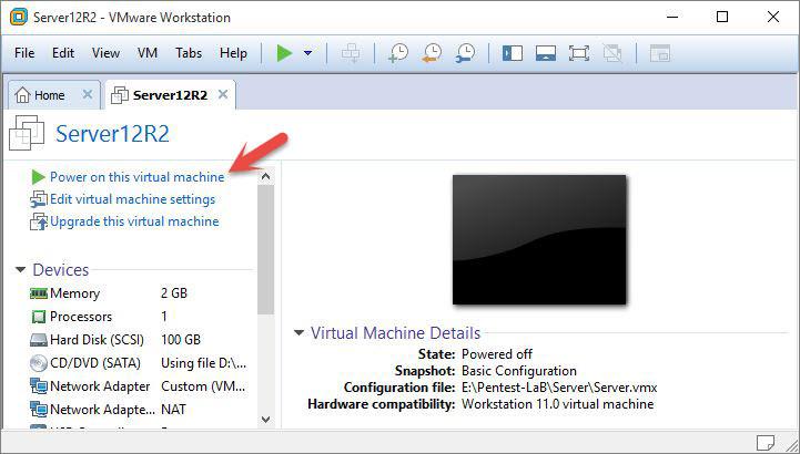 vmware workstation 12 player export