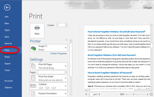 pdf print 2 pages per sheet from single page document