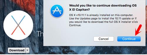 Download Mac OS X Installer File