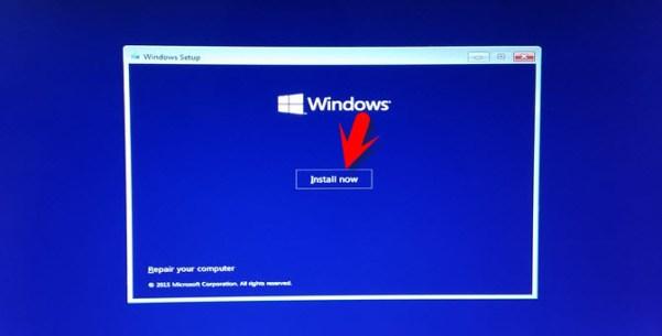 Installing Windows 10 on Mac