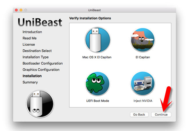 how to make mac os bootable flash drive