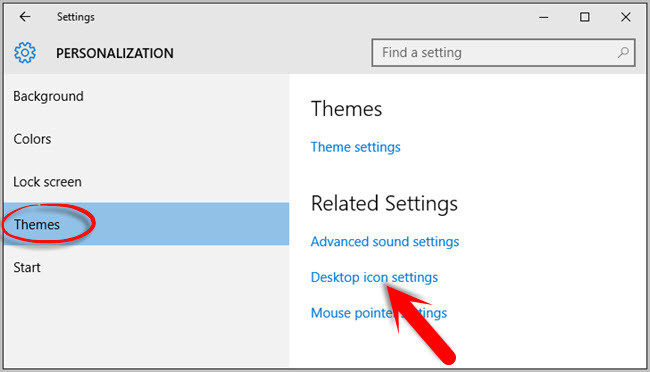 How to Change Windows 10 Desktop Icons