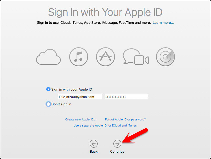 How to clear mac os firmware password