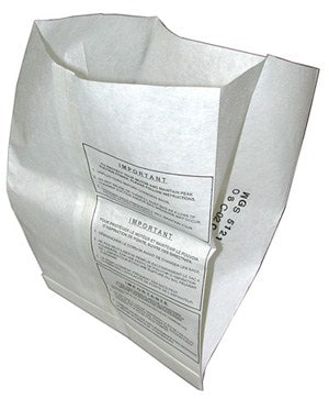 "GE & Premier Canister Type ""C"" Swivel Top BAGS-5pkg"