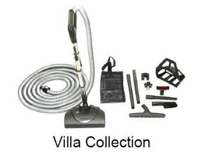 "VILLA Central Vac ""Ensemble"" Kit w/30' Hose"