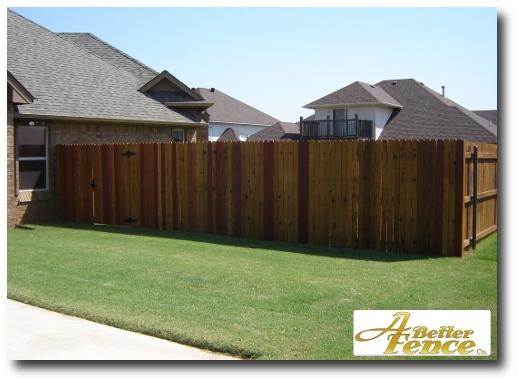 Board On Board Fence Design