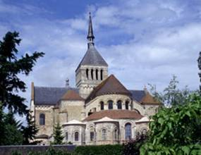 Abbaye de Saint Benoît  sur Loire